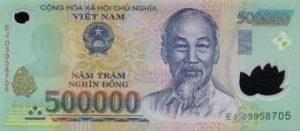 Tukar Vietnam Dong di Jakarta